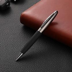 Guoyi C015 креативный кожаный металлический корпус Шариковая ручка офис для школы канцелярский подарок; Ручка для отеля бизнес люкс G2 424 ручка