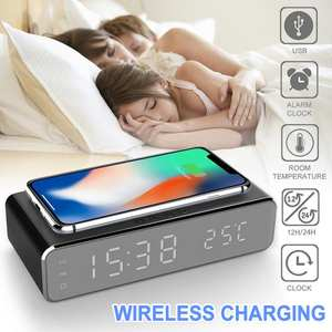 Alarm-Clock Mirror P...