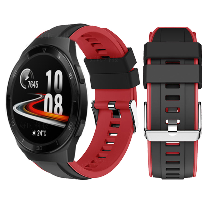 New-huawei-gt2e-Strap-For-Huawei-Honor-Magic-Watch-2-46mm-Nylon-Soft-Sports-Replacement-Strap