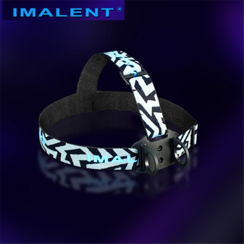 Imalent 20-28mm High Quality Nylon Adjustable LED Headlamp Headband