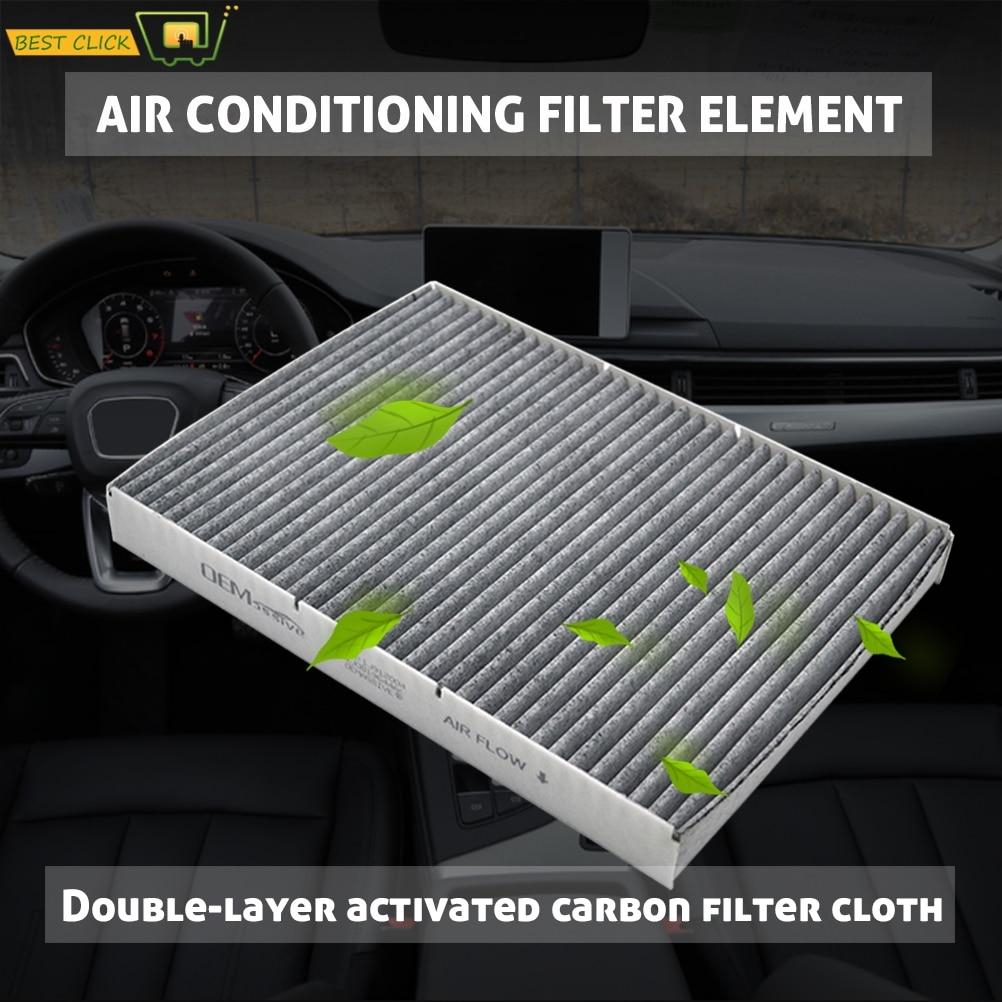 2007 2008 2009 10 11 Audi TT Cabin Air Filter Carbon