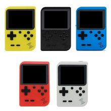 1 PC Retro Game Console with 400 FC Games Mini Handheld Game Host TV Output Kids Gift
