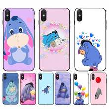 Чехол для телефона Yinuoda Baby Eeyore для iPhone 11 8 7 6 6S Plus X XS MAX 5 5S SE 2020 XR 11 pro(Китай)