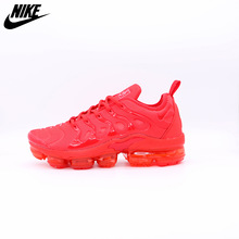 Authentic Sneakers Cushion TN Running-Shoes Air-Max Vapormax-Plus Casual Women Original Nike