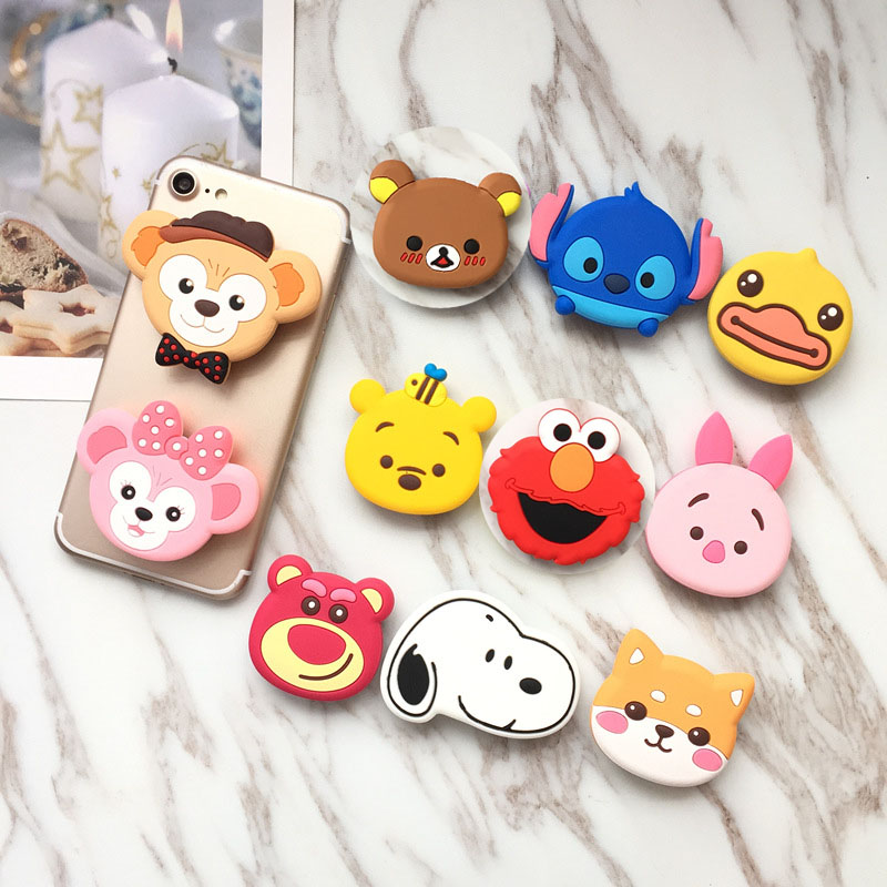Phone-Holder Expanding-Stand Socket Cony Universal Xiaomi Bear Samsung Cute Dog for Xiaomi/mobile-Stand title=