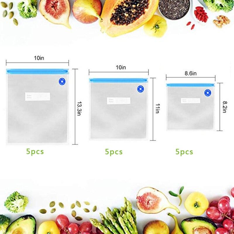 Neueste Vakuum Sealer Food Saver Tasche Sealed Tasche von Food Bags komprimiert