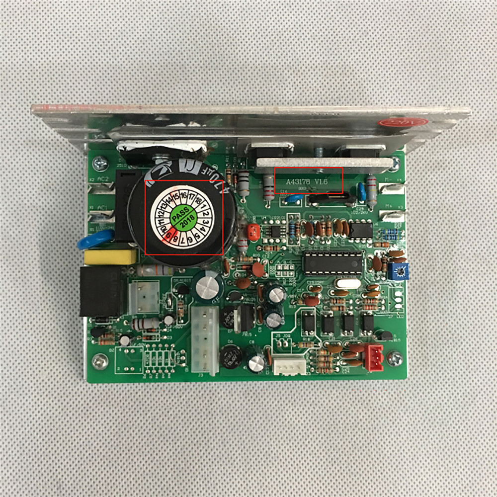 1PC NEW ZY03WYT Laufband-Controller Laufband-Motherboard Leiterplatte #T211A YS