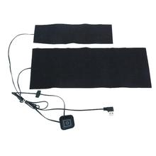 Electric-Heating-Pad Heating-Clothes Lumbar-Support Usb-Charging Back-Pain for Washable