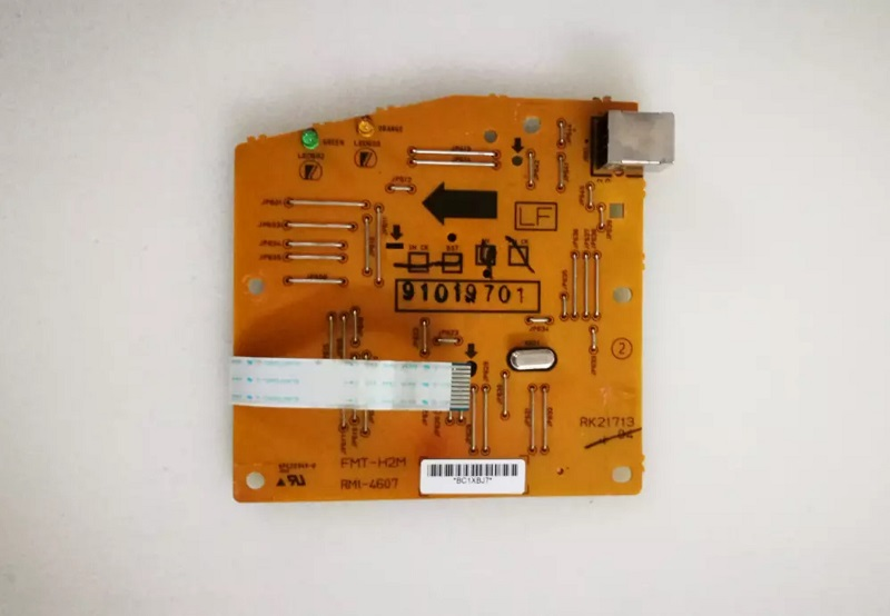 RM1-4607 FIT FOR HP Laserjet P1005 SERIES Formatter Board  NEW