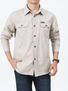 SLong-Sleeve Shirts A...