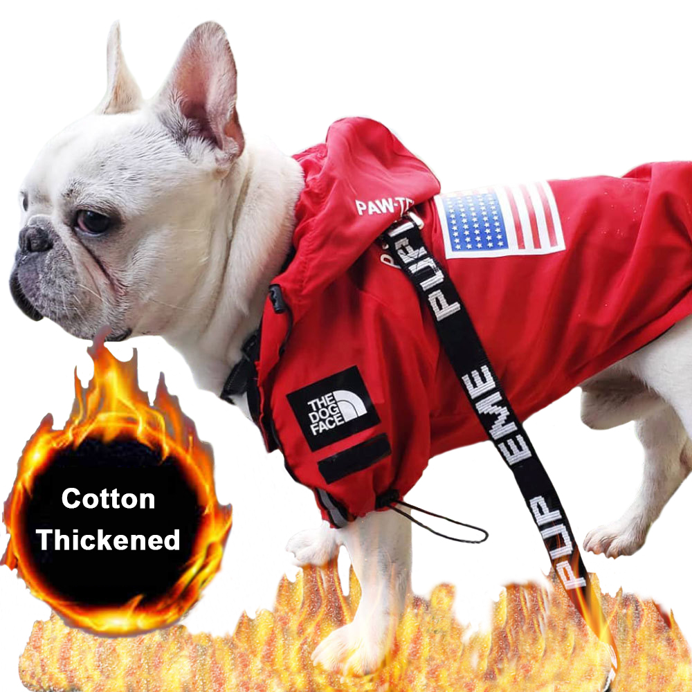 Tiny NCAA Drake Bulldogs All Weather-Resistant Protective Dog Outerwear