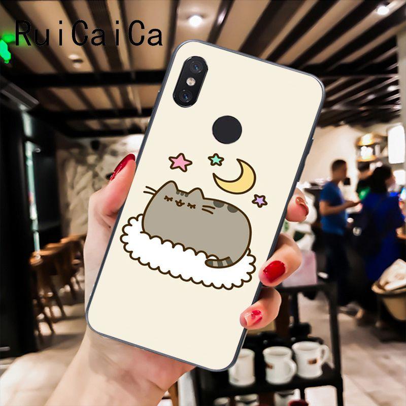 Cute Pusheen Cat Cartoon