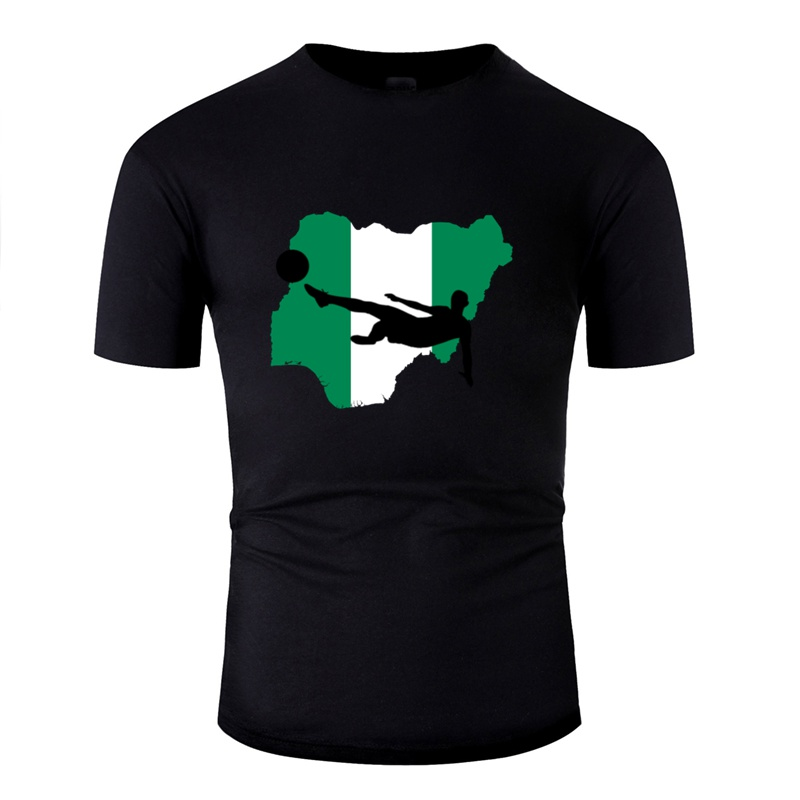 TWISTED ENVY Baby Pants Nigeria Football Soccer Flag Paint Splat
