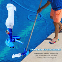 Brush Vacuum-Cleaner-Accessories Swimming-Pool Pond Suction-Head Eu-Plug Hot-Spring
