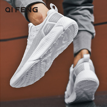 New Name Brand Mens Popular Casual Sport Shoes Black Air Mesh Summer Mesh Sneakers Autumn Canvas Footwear White 350 Large Size