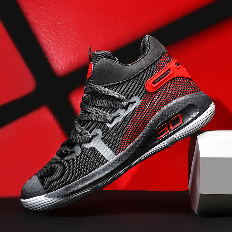 Shoes Sneakers Basketball-Shoes Street Culture Male Men for High-Quality title=