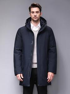 Blackleopardwolf 2019 Зимнее пальто парка съемный воротник теплая куртка подкладка из хлопка зимний пуховик мужская одежда BL-852