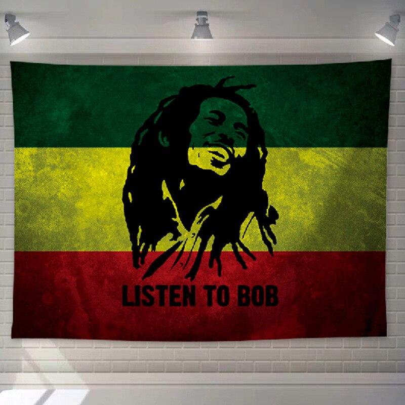 Tenture Rasta Jamaïque | Rasta-Lion