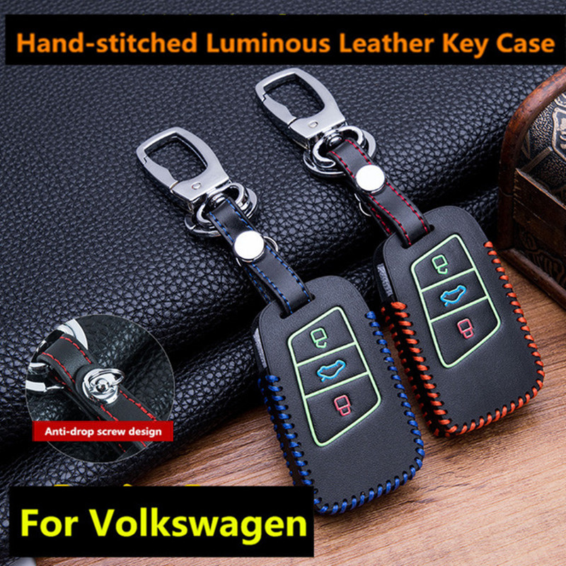 Luminous-Leather-Car-Key-Remote-Cover-Case-For-Volkswagen-VW-Tiguan-MK2-2017-2018-2016-Magotan.jpg_640x640