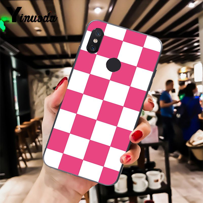 Checkerboard Plaid Checked