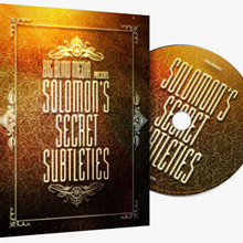 Dave Solomon-Solomons secret subleties Волшебные трюки product image