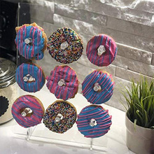 Sweet-Display-Rack Holds-Donut-Birthday-Decoration Candy Acrylic Baby Shower Wedding