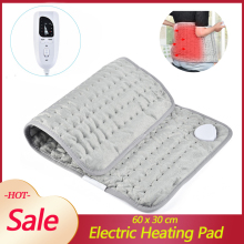 Warmer Temp-Heater Electric-Heating-Pad Winter Wrap for Abdomen Waist-Back Pain-Relief