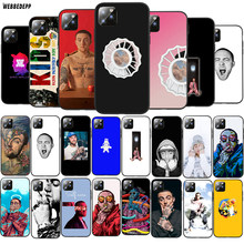 Q3 Rappers MacMiller TPU чехол для телефона Apple iPhone 6 6S 7 8 Plus 5 5S SE X XS 11 Pro MAX XR силиконовый мягкий чехол(Китай)