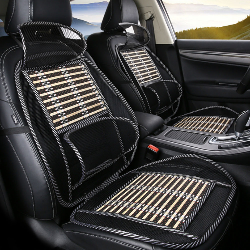 Cushion Massage Cool-Pad Car-Wire-Seat Car-Interior Universal Breathable Summer Lumbar title=