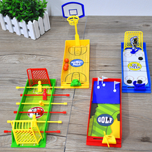 Games Shooting-Board Basketball Sport Kids Gift Golf for 1PCS Toy Finger-Ball Desktop
