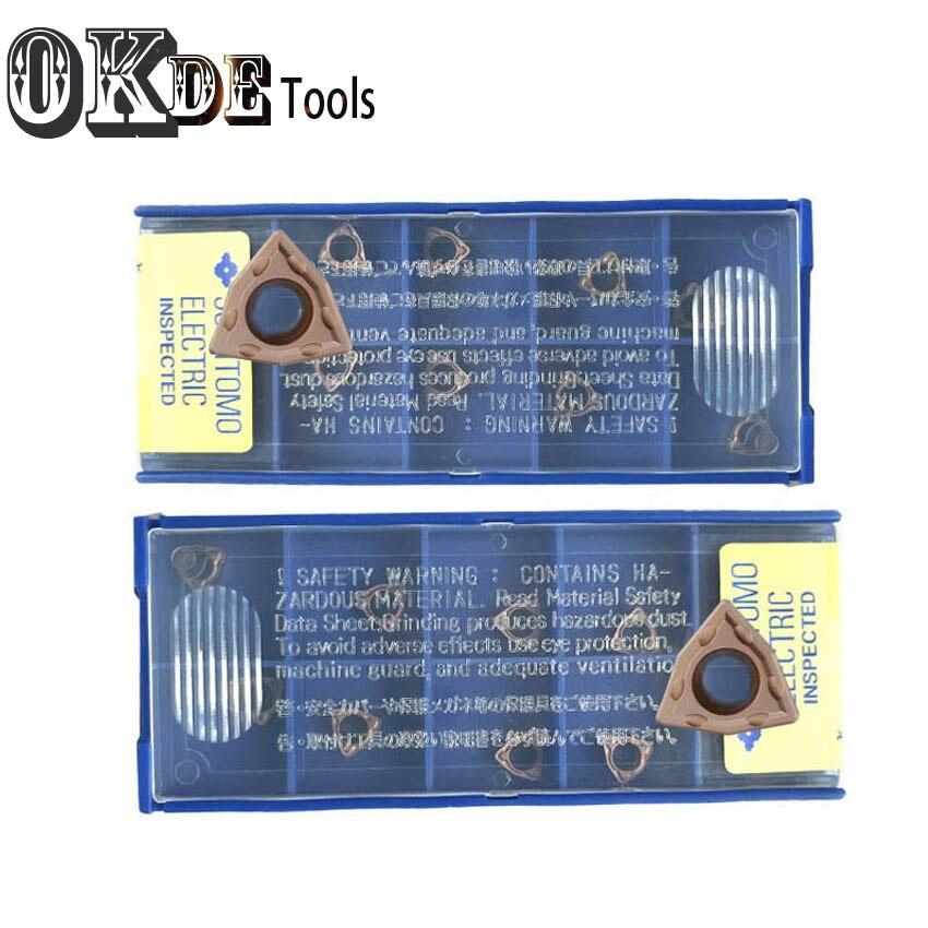 New1P C25-4D18 WC03 U drill indexable drill 2P WCMX030208-FZ 6115