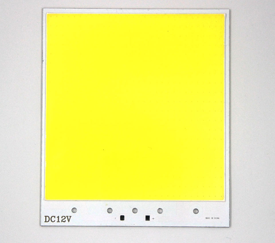 Super Bright Dimmable 12V COB LED Lights Board Panel Lamp max 300W LED Lighting with Dimmer Cold White 6500K COB Bulbs for DIY (2)