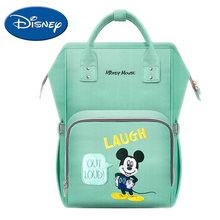 Disney Baby-Bags Travel Backpack Nursing-Bag Maternity-Nappy-Bag Mummy Fashion Large-Capacity