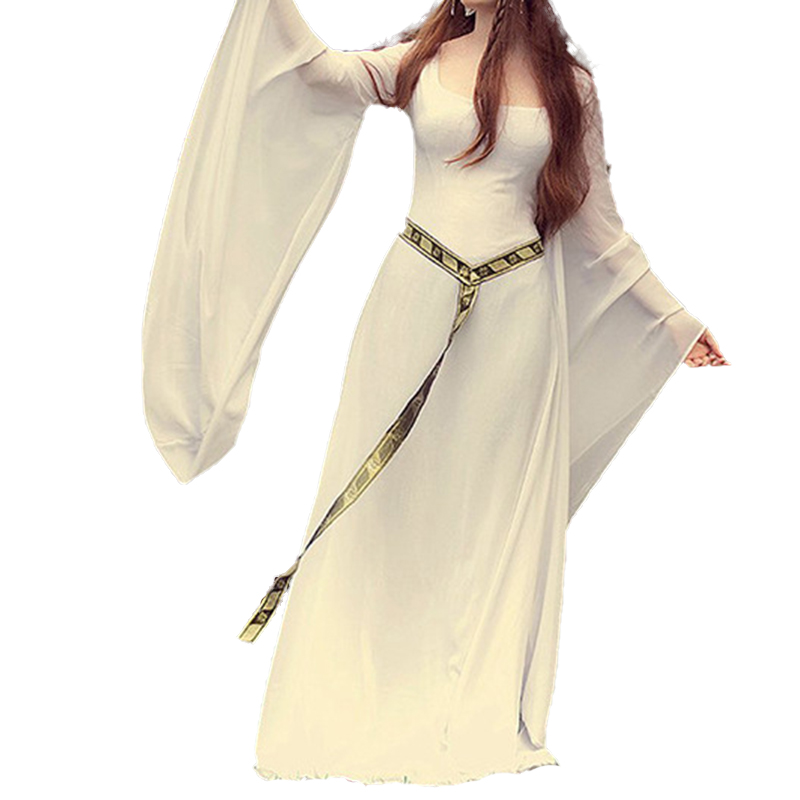 Plus Size Medieval Vintage Victoria Purim Carnival Elf Cosplay Costumes Woman Princess Dress Renaissance Masquerade Female