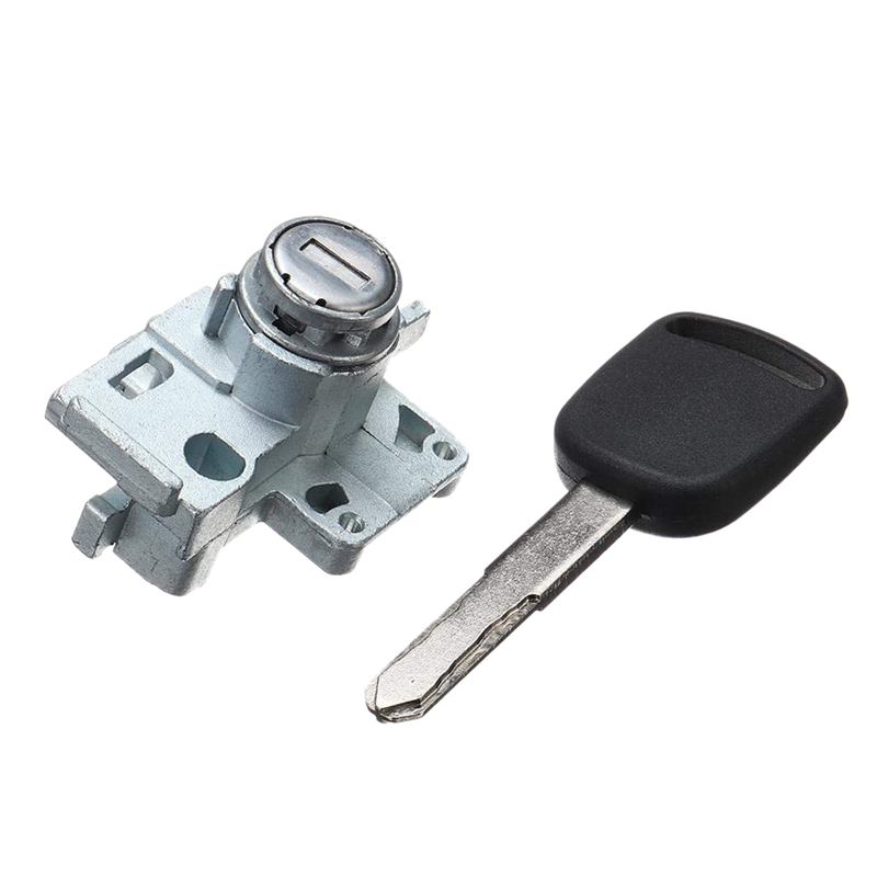 Left Driver Side Door Lock Cylinder W//2 Keys 72185-TA0-A01 For Accord 2008-2012