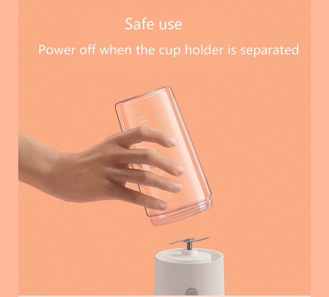 Xiaomi Mijia Portable Juicer 350 ML 9