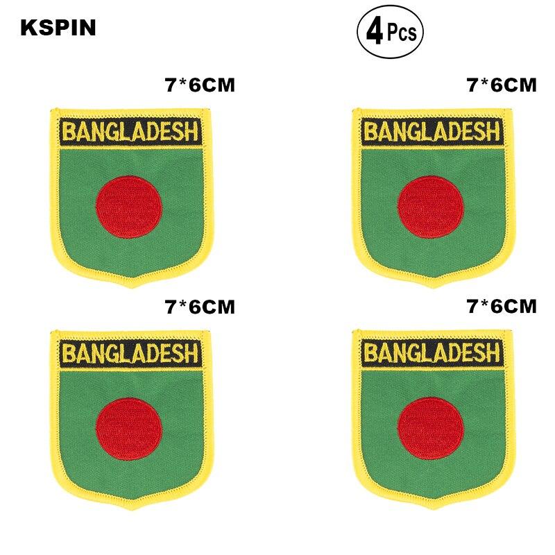 STUFF4 Men/'s Round Neck T-Shirt//Kyrgyzstan Flag Splat//CS