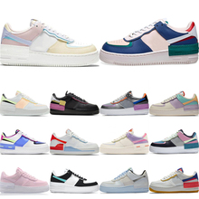 Shoes AF1 Air-Forced Dunnk Girl Kids One-Skateboarding-Sneaker Boy Youth 07 1-Shadow