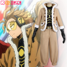 Costume Adult Hawks Cosplay Academia Cosplayonsen-Made Keigo My Hero Uniform Rising Suit