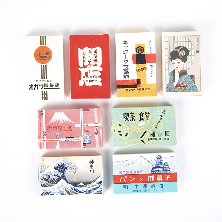Japanese retro style Decorative Stickers Scrapbooking matchbox Sticker Flakes Stationary Album Office Accessories Art Supplies