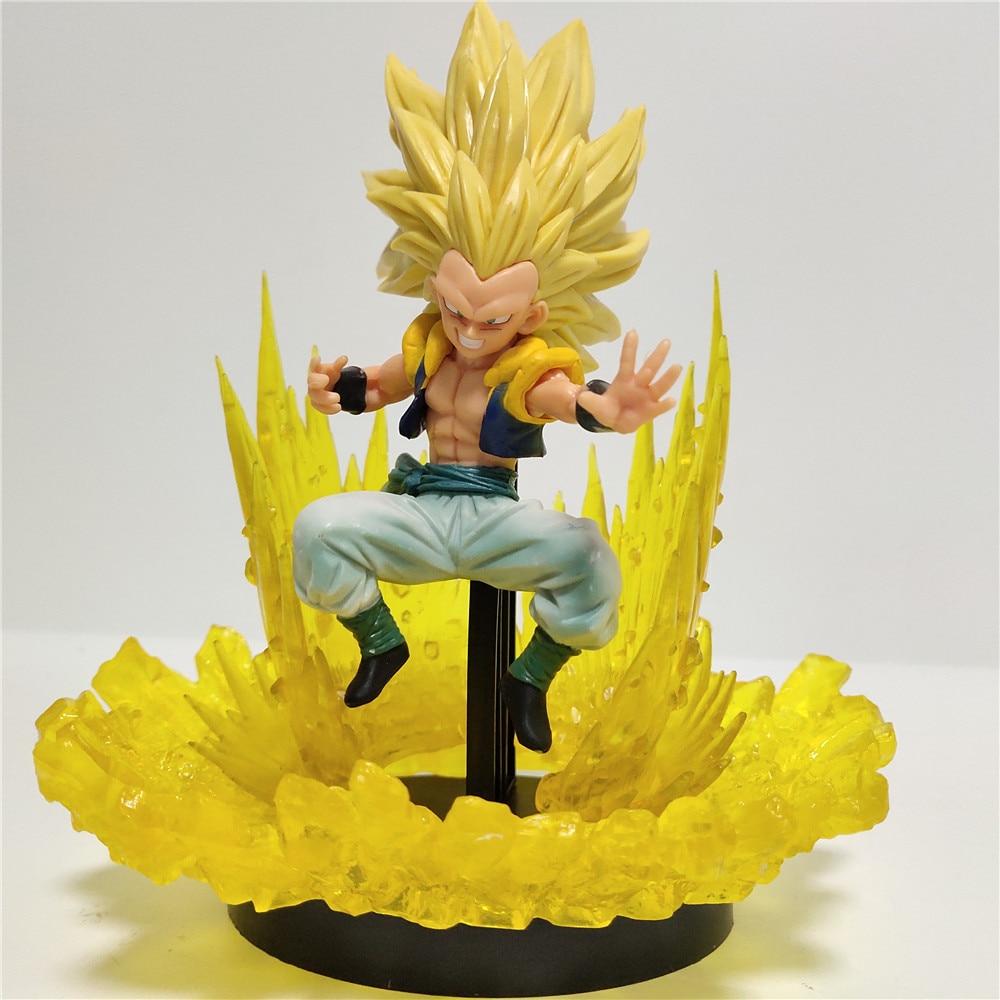 Anime Dragon Ball Z Super Saiyan Torankusu PVC Action Figure Figurine Toy Gift