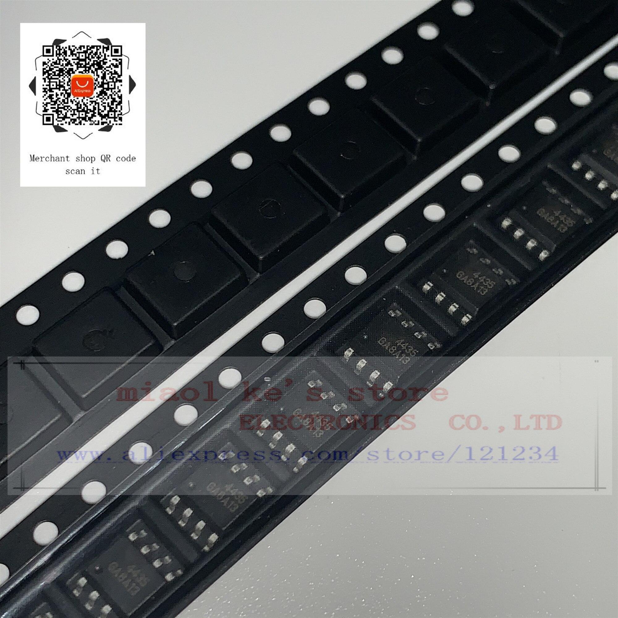 5PCS X IRF7204 MOSFET P-CH 20V 5.3A 8-SOIC International