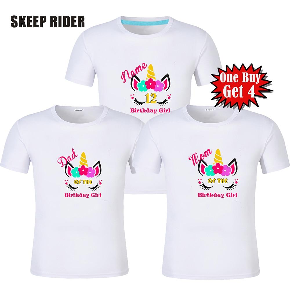 1 Today 1st First Birthday Children/'s Kids T-Shirt T Shirt Top Girls Unicorn NEW