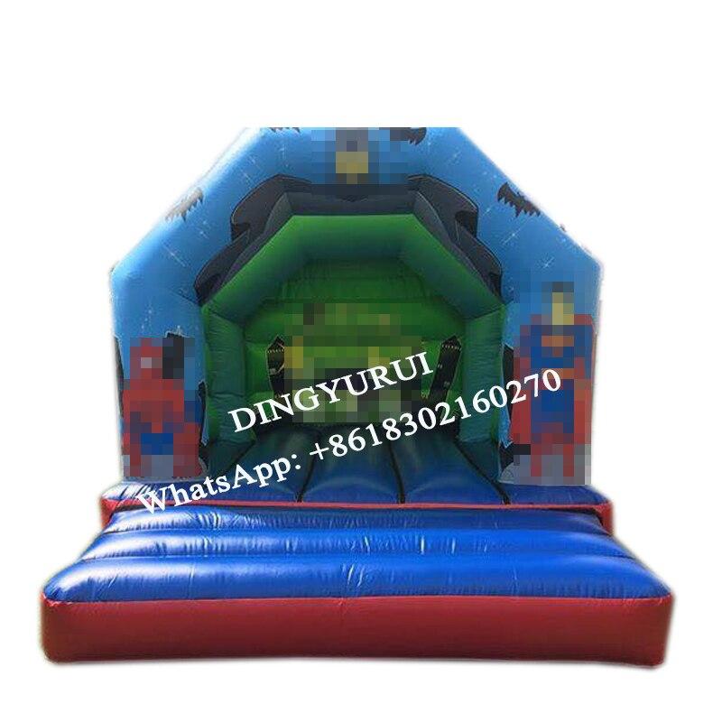 Party-dom skoki bramkarz tarcza-namiot kopułowy tańczący dom -