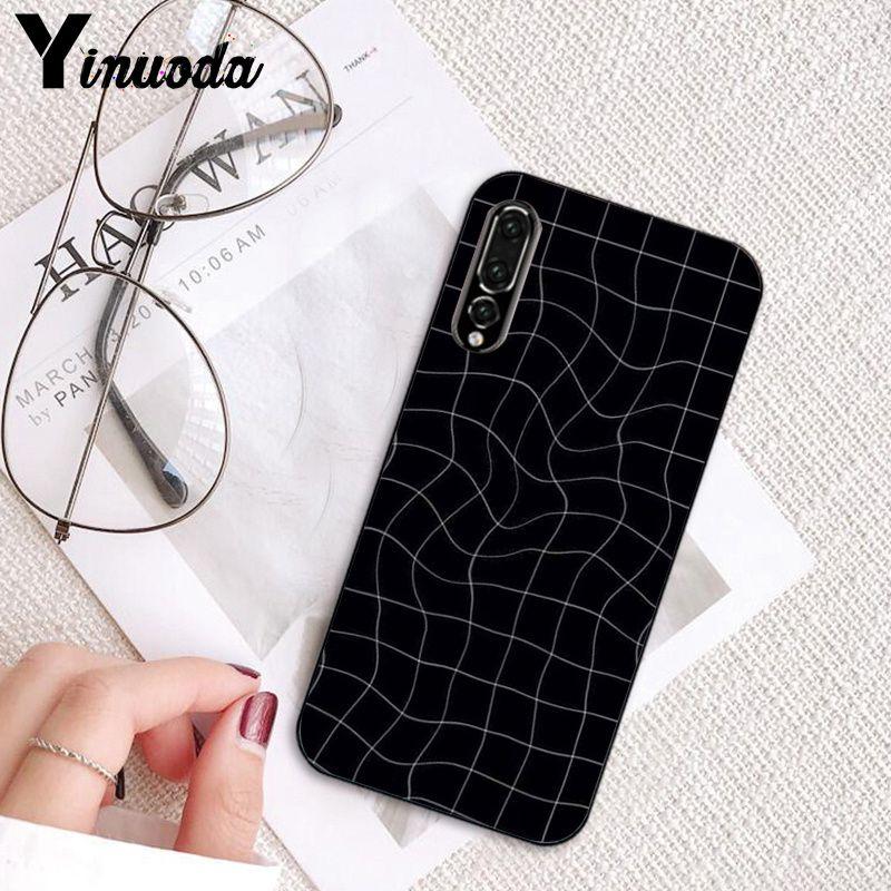 Artistic black and white lattice