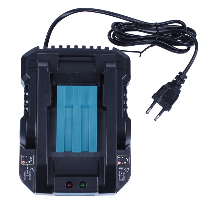 Dc18Rc 14.4V 18V Li-Ion Battery Charger 4A Charging Current For Makita Bl1830 Bl1430 Dc18Rc Dc18Ra Power Tool Battery Eu Plug
