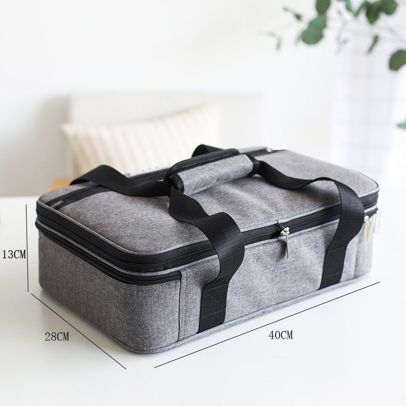 900D Oxford Picnic Insulated Bag Large Capacity Waterproof Cooler Bag Portable Travel Organizer Thermal Bags Food Delivery Bags