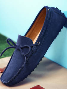 SMens Loafers Moccasi...