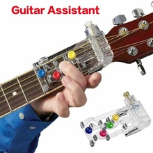 Guitar-Learning-System Chord Acoustic-Accessories-Tool Beginner Aid for Buddy Assistant-Helper