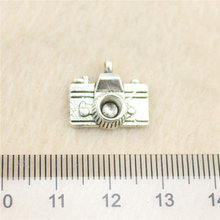 Alibaba Retail Store 1 Piece 14x14mm Camera Charms Car Accessories Jewerly(Китай)